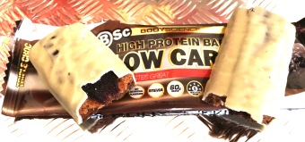 BSC High Protein Bar Review