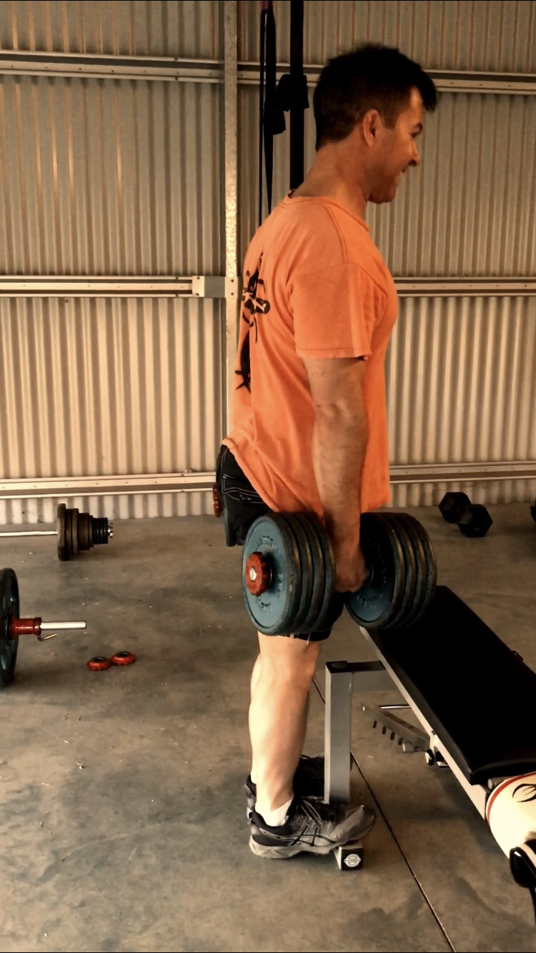 Strength lessons bust your plateaus barbell shrugged